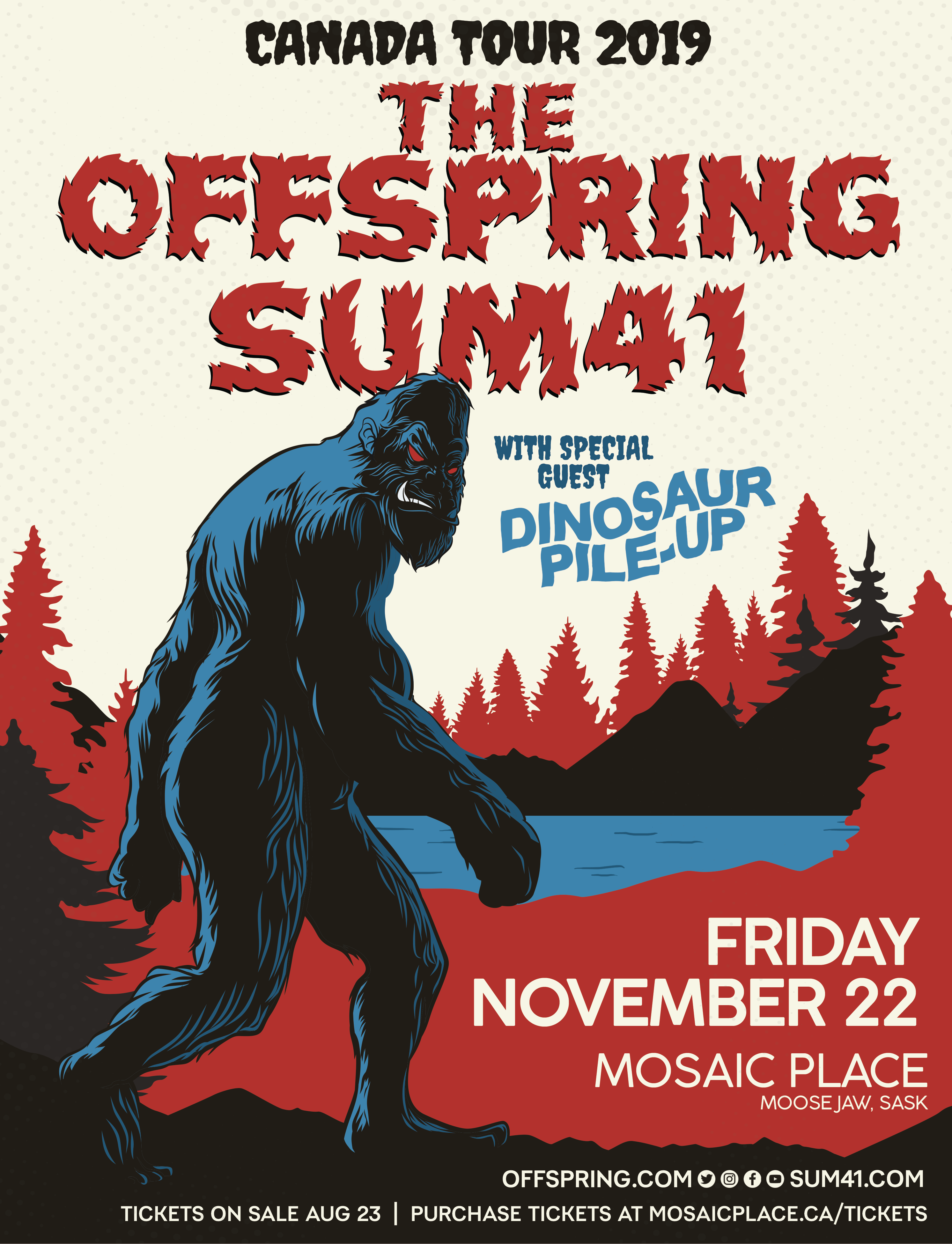 Offspring Sum41
